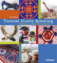 Trommel Drache Bumerang
